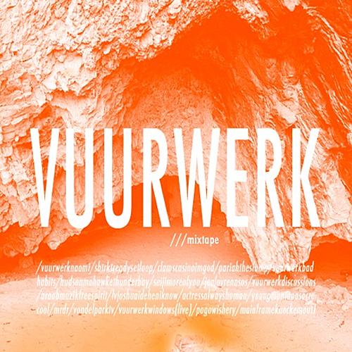 Mix : Vuurwerk – Vuurmix | Headphone Commute