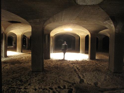 Sand Filtration Site