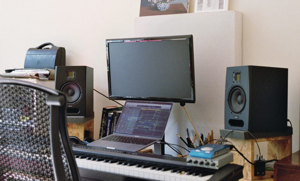 In the studio with Emilie Levienaise-Farrouch | Headphone